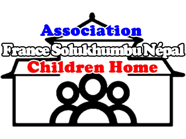 Logo de l'association France Solukhumbu Népal Children Home