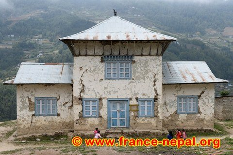 Association France Solukhumbu Népal Children Home état actuel de l'orphelinat